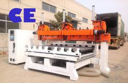 آلات الخشب روتاري جهاز توجيه CNC بأثاث كلاسيكي