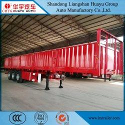 Dienstschlußteil-seitliche Wand-LKW-Sattelschlepper für LKWas und Traktoren