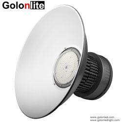 CE جودة عالية 45D 60D 90d الصناعية منخفضة Bay LED إضاءة المستودع