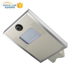 5W zu 150W im FreienLuminaria integrierte alle in einem LED-Solarstraßen-Garten-Licht mit CCTV-Kamera