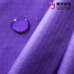 Сверхлегкий и нейлон Ripstop из тафты с силиконовым покрытием для парашюта