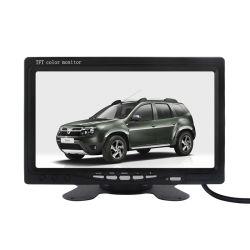 7-дюймовый монитор с автомобиля монитор CCTV камеры для автомобилей малого размера