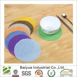 Het milieuvriendelijke Kleurrijke Aangepaste Schuim Placemat van pvc van Placemat van de Keuken van het Huis