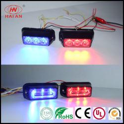 La marca del lado brillante LED Lighthead/vehículo de emergencia Luz estroboscópica de advertencia Lighthead Semáforo