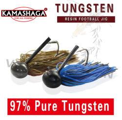 1/4 oz Tungsten Spinner Bait Spinner Lure Jig Head Ball Lure Isca de pesca Calibre Lure