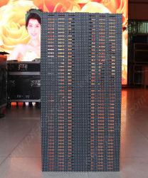 P10.42 LED de color completo firmar con malla/cortina de tiras de instrumentos (SMD3535)