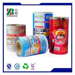 Рулон пленки на складе пластиковой упаковки для Чипсы