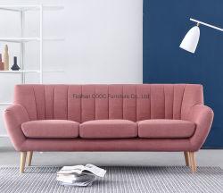 最新のデザイン家具極度の柔らかいファブリックソファー