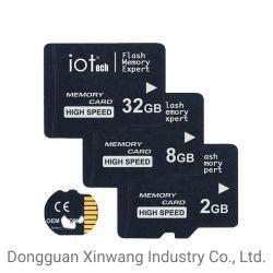 Ab Werk niedriger Preis 2GB 4GB 8GB 16GB 32GB 64GB 128GB Kapazität Klasse 10 Micro TF SD-Speicherkarte