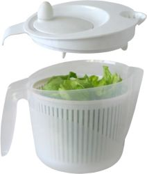 Cozinha Salada de plástico do rotor do separador de água para as frutas e produtos hortícolas