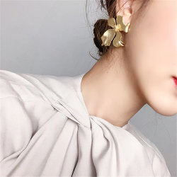 Горячие продажи дешевой цене 925 стерлингов серебряные серьги моды обедненной смеси семян зодиака валик клея Earings 2021 женщин моды горячей Shiya серьги