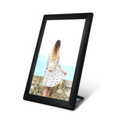 """10.1 """" 원격 제어 스피커에서 건축되는 WiFi 구름 디지털 사진 프레임 OEM 공장"""