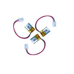 3.7V 15mAh 가장 작은 재충전용 리튬 이온 전기 휴대용 퍼스널 컴퓨터 건전지