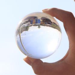 China de cuarzo Fabricante de K9 Logotipo personalizado bola de cristal claro