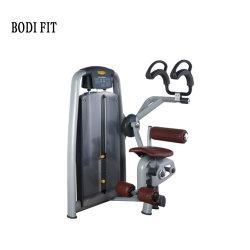 Salle de gym commercial total force abdominale du matériel de fitness