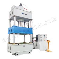 Offres mensuelles Harsle 315t presse haute vitesse quatre colonnes Hydraulic Stainless Perforateur de perforation en acier presse mécanique