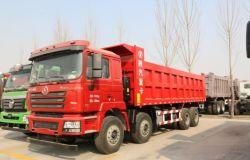 6X4를 가진 덤프 또는 팁 주는 사람 트럭을%s Shacman 대형 트럭 또는 차량