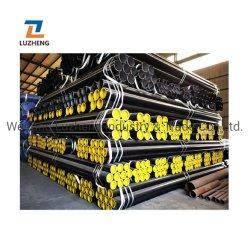 Tubo de acero sin costura laminado en caliente, API 5L B X42 Las lsm tubo, tubo de acero de construcción de laminado en caliente