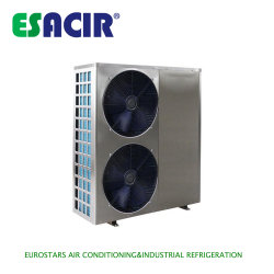 Acciaio inossidabile -25c che funziona la pompa termica di temperatura insufficiente di Evi
