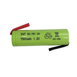 Faible Self-Discharge AA Ni-MH 1500mAh batterie NiMH rechargeable de commande à distance Toy