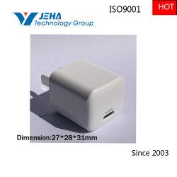Tragbares Ladegerät für das Super Si 20W USB-C iPhone mit ETL, CE, FCC, CCC, PSE, CB, UL-Zulassung