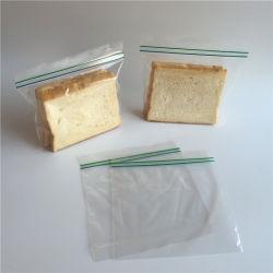 Color Double Tracking Freezer أكياس قابلة لإعادة فقدان الطعام