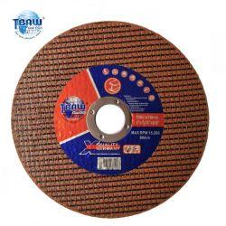 ديسكو دي كورت الصين 107X1.2X16mm 4 بوصة قطر 107 ملم جيد السعر المعدن قطع عجلات القطع 4 بوصة منصهرة 107 مم قرص القطع المعدني الرفيع Alumina Super Thin