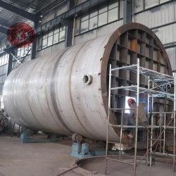 化学貯蔵タンクの値段表のステンレス鋼の貯蔵タンク