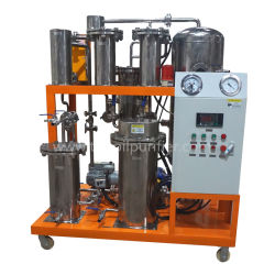 Cop-S-100 betriebsbereit, in der auf lager Bratöl-Filtration-Maschine zu versenden