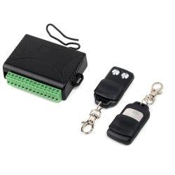 JH-Kit02 12 فولت-24 فولت تيار مستمر لاسلكي RF مجموعات أجهزة استقبال+جهاز استقبال