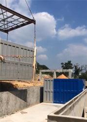 Installation de traitement des eaux usées intégré Polycon Jbr Installation de la technologie