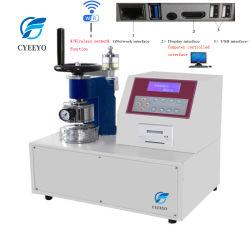 Ecrã táctil de medição de papel cartão a força de rotura teste Teste de equipamento da máquina