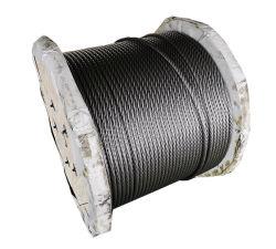 DIP de salto de 6X19s+Cable Metálico de acero galvanizado FC