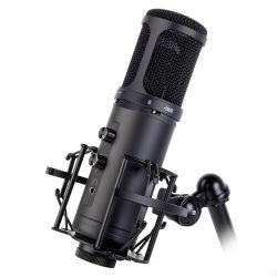 Condensador profesional de videojuegos Podcast USB Micrófono para PC