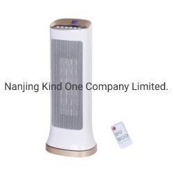 ETL CE 원격 제어 자동 스윙 온도 설정 세라믹 히터 PTC 타워 히터(2000W)