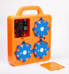 Nieuwe Upgrade LED-noodwaarschuwingslamp met sequentiële functie waterbestendig IP67 kits met waarschuwingslampen voor de verkeersveiligheid kwaliteit LED-verkeerslicht