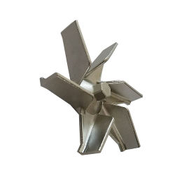 Densen カスタマイズステンレス・インペラ鋳造精密金属投資鋳造鋳造鋳造鋳造工場