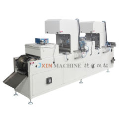 사용자 정의 양면 자동 Tampo 인쇄 기계 패드 프린터 나무 폴더 눈금자
