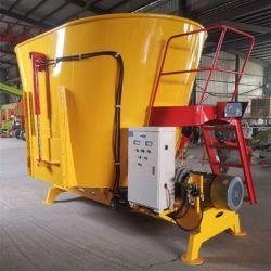 مزرعة أسعار المصنع ذات الجودة العالية باستخدام ناقل الحركة الأوتوماتيكي 5M3 9M3 12M3 جهاز مزج تغذية TMR الرأسي
