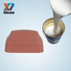 Alta resistência ao rasgo líquido almofada de silicone imprimindo em brinquedos