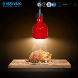 Heavybao equipo de catering Buffet Comedor lámparas de araña colgando mantener el calentamiento de alimentos