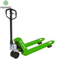 China Hersteller New 2,5 Ton 3 Ton Lenkrad mit Hydraulischer/robuster Handhubwagen für Paletten/manueller Gabelstapler für Material Handhabung/Lager