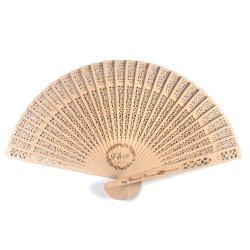 [ik ben Uw Ventilators] Voldoende Voorraad! De hete Verkopende Houten Ambacht van het Bamboe voor Huwelijk Dame Wood Gift Fan