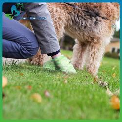 Logo personnalisé Eco friendly chien de compagnie la dunette sac biodégradable chien sac sac de déchets de la merde de chien