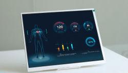 Медицинское оборудование ЖК-дисплеем TFT с Емкостный сенсорный экран монитора