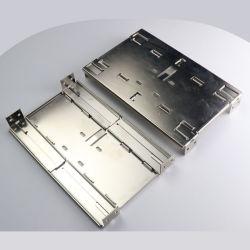 La plaque d'emboutissage de métal galvanisé personnalisé / Partie ordinateur/l'outillage d'estampillage