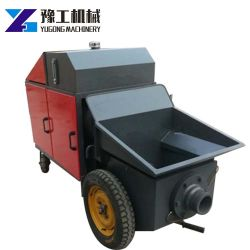 Kleine statische Aufzug-Pumpen-Betonmischer-LKW-Wasser-Dieselpumpe