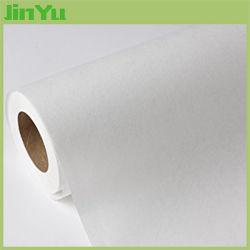 De textura en relieve el papel tapiz de la impresión solvente
