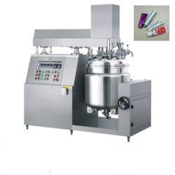 Cosmetici emulsionante sottovuoto miscelatore
