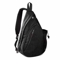 С помощью строп Crossbody Outdoormaster сумка - Рюкзак для женщин и мужчин